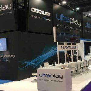 Ultraplay Exhibition @ ICE Totally Gaming 2017